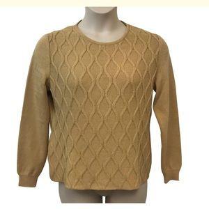 St. John sweater M